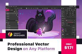 Gravit Designer Pro Last Chance Professional Vector Design On Any Platform
