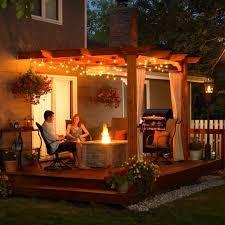 patio floor lighting. Awesome Patio Lights Photo Ideas Outdoor Incredible Idea To Create Floor Lighting