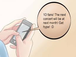 how to get one direction to your fan mail and reply steps meet one direction