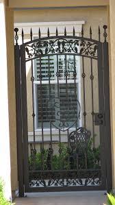 front door gateFront Door Entry  Fresno Fence Connection