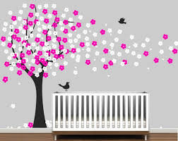 Small Picture Nursery Blossom Tree Wall Sticker Decal Childrens Kids Wall