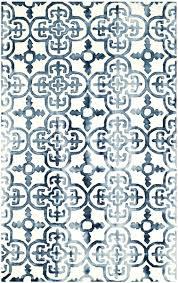 moroccan tile rug moorish 5x8 ivory pottery barn