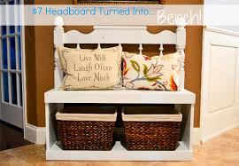 Headboard To Bench Our Love And Our Blessing From Headboard To Bench