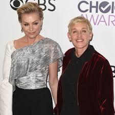 Ellen And Portia Ellen Degeneres And Portia De Rossi Are Trying To Save Their