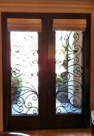 front door shades. Decoration: Glass Front Door Shades Brilliant Need A Little Privacy For Your This Beautiful Arched O