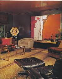 1970S Interior Design Interesting Modern 48s 48 Architectural Digest Residential Interiors In 48