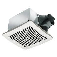 sensing bathroom fan quiet: signature series  cfm humidity sensing ceiling exhaust bath fan
