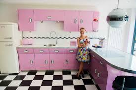 Kitchen Diner Flooring American Diner Kitchen Aromabydesignus