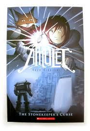 amulet 2 the stonekeeper s curse kazu kibuishi