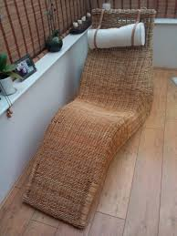 ikea chaise lounge rattan lounger wicker chair in wakefield with chaise lounge rattan