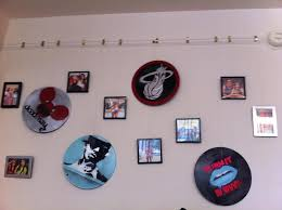 vinyl disc decoration on wall art using vinyl records with vinyl disc decoration kemist orbitalshow