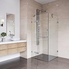 shower enclosures. Unique Enclosures Frameless Shower Enclosure With 375in For Enclosures R