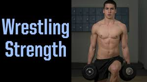 these four simple lifts will build strength for both beginnerore experienced wrestlers