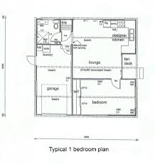 one bedroom bungalow plans. Exellent Bungalow 1 Bedroom Home Plans Floor 960 Sq Logs Cabins Houses Luxury One  House Inside Bungalow O