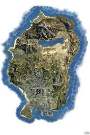 satellite map in 2k for gta 5 Map Gta 5 Map Gta 5 #43 mapgta5hiddengems