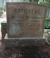 """Harriet """"Hattie"""" Shapiro Brimberg (1903-1997) - Find A Grave Memorial"""