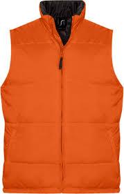 «Крокус» рекламное агентство: <b>Жилет WARM оранжевый</b>
