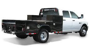 Flatbed/Platform Truck Bodies - Shade Equipment Co. Inc.