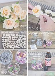 How to make Potpourri wedding favors