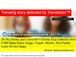 Oh My Disney Just Launched A Disney Dog Collection And It