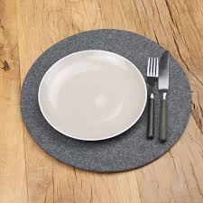 placemats for a round table designs