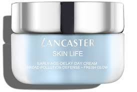 <b>SKIN LIFE Early</b>-<b>Age</b>-<b>Delay</b> Day Cream | <b>Lancaster</b> Beauty