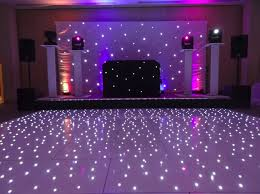 if you re getting married then a white starlit led dance floor will really give your guests something to talk about and remember from your first dance and