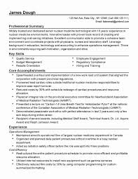 20 X Ray Tech Resume | Best Of Resume Example