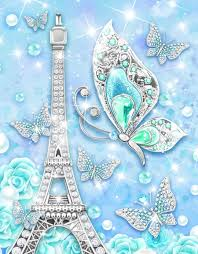 Diamond Butterfly Wallpapers on ...