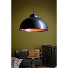 Eglo Hanglamp Truro 2 Zwartkoper