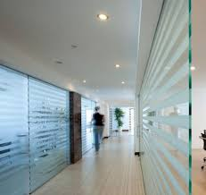 office glass wall. office glass wall