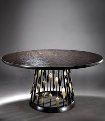 top modern furniture brands. modern dining tables from top luxury furniture brands table herve van der straeten ralph pucci new 2017