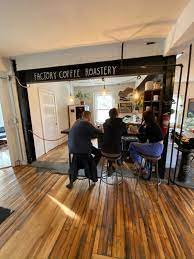The craft coffee scene in downtown kalamazoo has absolutely blown up within the last few years. Factory Coffee Roastery Sprudge Maps