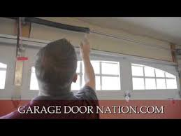 how to lubricate a garage doorHow to Use Garage Door Lubricant to Lubricate Your Door  YouTube