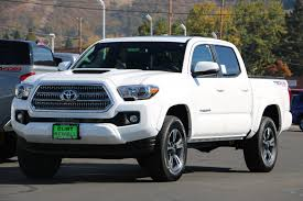 New 2017 Toyota Tacoma TRD Sport Double Cab in Roseburg #T17739 ...
