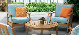 Outdoor Patio Chair Cushions & Throw Pillows