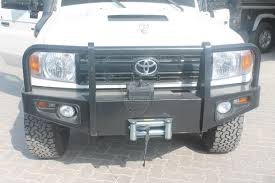 Armored Toyota Land Cruiser 78 - Mezcal Security Vehicles
