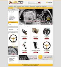 auto parts website template osc030053 premium oscommerce auto parts store template