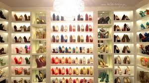she plans to design shoeaybe have a shoe closet with more than one floor let s just wait and see