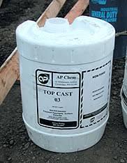 Top Cast Retarder Chart Top Cast Chemical Surface Retarder For Decorative Concrete
