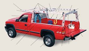 Pick up truck ladder rack / truck rack features - System One ...