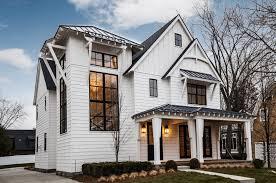 Light Blue Houses With White Trim 25 White Exterior Ideas For A Bright Modern Home Freshome Com