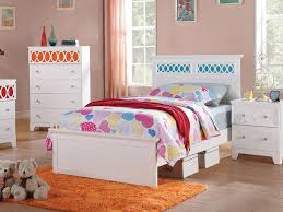 cute little girl bedroom furniture. cute white and blue bed for girls little girl bedroom furniture d
