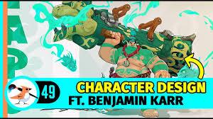 Medcast 49 - Benjamin Karr - From Disney Animator to pursuing ...