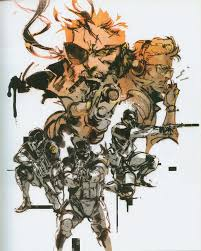 you can see how shinkawa s preferences for digital enhancements to his art have increased over the years and all to his credit if more directors put the