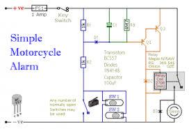 wiring material motorcycle alarm transistor circuit diagram wiring material motorcycle alarm transistor circuit diagram