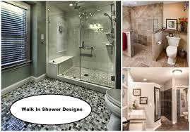 bathroom design ideas walk in shower. Interesting Walk Shower Design  Appealing Stall Ideas Enclosures Without Doors  Doorless Walk In Designs Price With No Cheap Showers Door Plans Standing Screen  To Bathroom