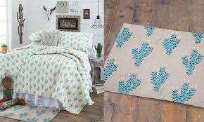 trending home decor cowgirl cactus bedding collection cowgirl