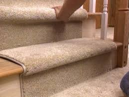how to install a carpet runner on srs