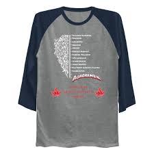 Canadian Beard Growth Chart 3 4 Sleeve Shirt Burton 7